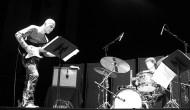 Extrait Happy together (live) Musique Marc Ducret / voix StéphaneGombert.